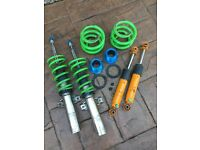 VW T5/T6 cmc-Vmaxx adjustable coilovers