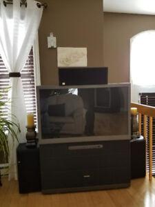 Tv Toshiba écran plat 42 pouces