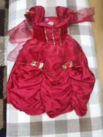 Disney dresses fancy dress kids dresses in princes