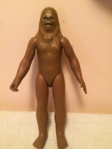 Vintage Star Wars Chewbacca Toy