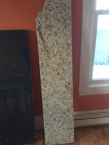 Comptoir de granite 50% de rabais
