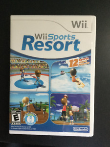 Wii Nintendo Game - Sports Resort