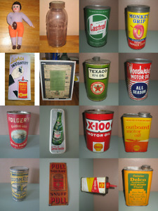 Online Auction Advertising Sports Primitives Old Toys Ends Today