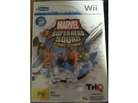Wii game. Brand new still in wrapper.