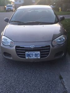 Chrysler Sebring 2004 LX