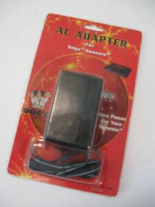 Sega Genesis Power adapter, NEW OEM in package
