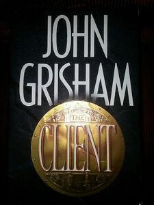 John Grisham - The Client hard cover
