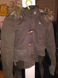 Abercrombie New York coat