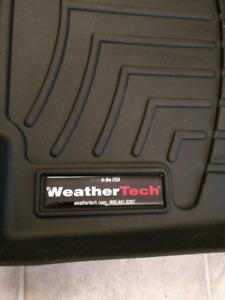 Weather Tech car mats.