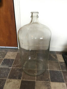 Carboy and Jugs
