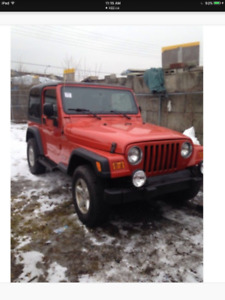 2007 Jeep TJ Safety &  Etested !!!!!!