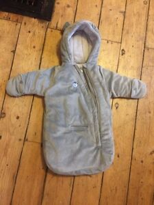 0-6 month snowsuit