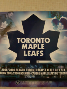 Toronto Maple Leafs Coin Set