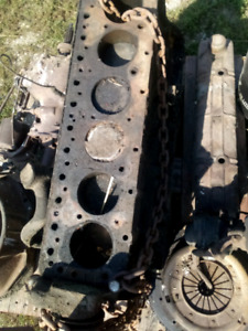 Chev/gm 216 engine and transmission parts