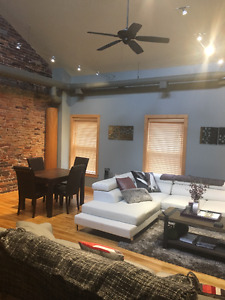 Downtown Apartment available September 1st