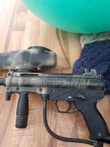 Tippmann A5 with tank