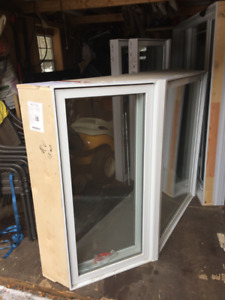 brand new vinyl windows at below cost