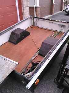 Trailer for sale or trade for air compressor, or????