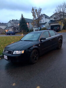 Mint condition  2004 Audi A4 Turbo