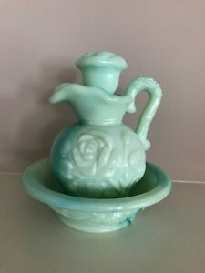 Avon pitcher and basin