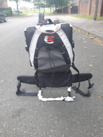 Bush baby micro backpack carrier