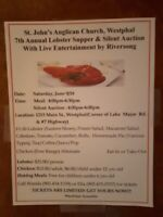 7th ANNUAL LOBSTER SUPPER & SILENT AUCTION