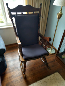 Large comfy rocking chair a