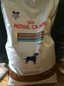 Royal Canine veteranarian food