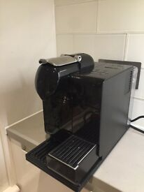 Nespresso Delonghi coffee machine