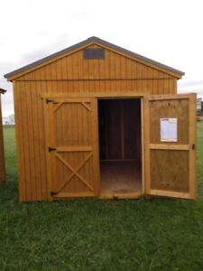 Quality Built Wooden Sheds