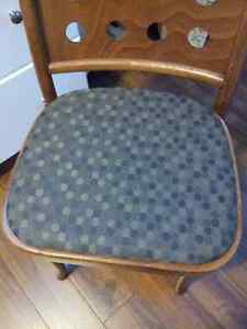 3 fabulous Mid Century Modern Dinette chairs Cambridge Kitchener Area image 4
