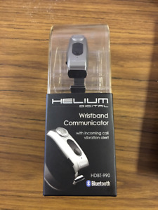 Helium Digital Wristband Communicator