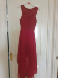 Quiz Red prom dress