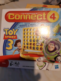Connect 4, Toy Story 3 Design