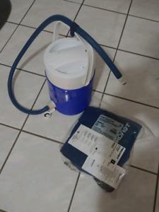 Cryo cuff - ice compress therapy