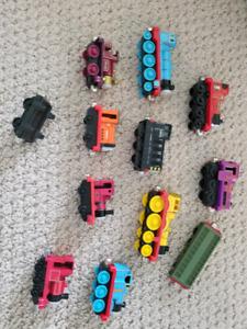 Diecast Thomas the Tank Engine trains