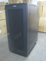 27U Network Server Cabinet 600 x 1000 (LanPro) - NEW