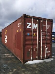STORAGE CONTAINERS FOR SALE. GREAT SHAPE