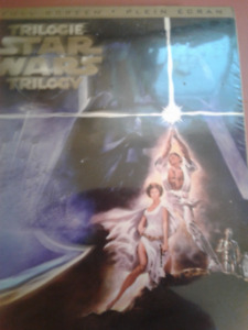 star wars dvds and vhs