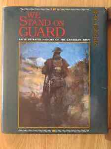 WE STAND ON GUARD – 1992 by John Marteinson