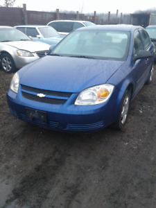 PARTS AVAILABLE FOR A 2007 CHEVROLET COBALT