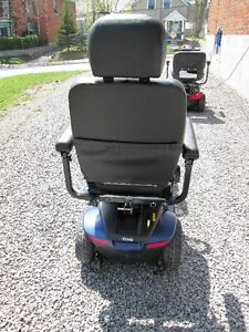 Like new Pride Mobility scooter