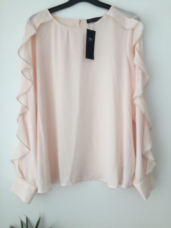 Brand new blouse size 18 from M&S