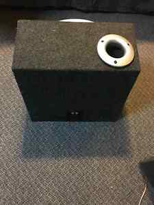 10 inch competition fusion subwoofer  Kitchener / Waterloo Kitchener Area image 3