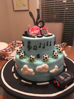 Fabulous and fun cakes for any occasion