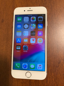 Iphone 6s,32GB,Unlocked,Perfect Condition,silver