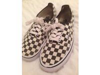 Converse and Vans