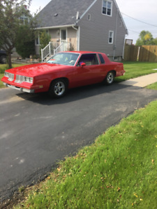 82 olds cutlass supreme for sale