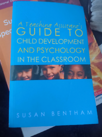 Like new! Teaching Assistants guide to child development by Susan B