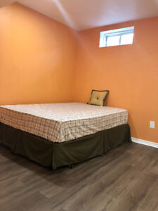 Brand New Furnished Basement For Rent